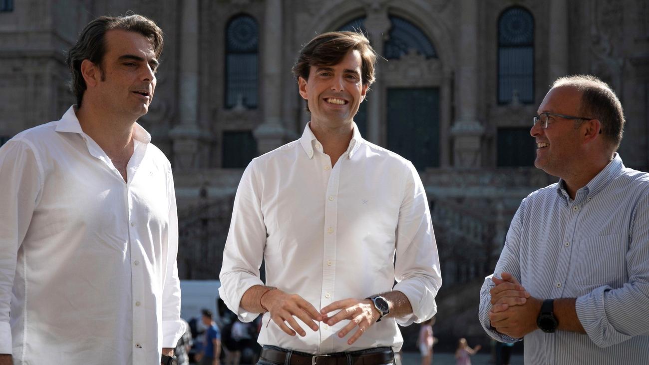 PP y Cs ven en una nuevas elecciones  el fracaso de Sánchez