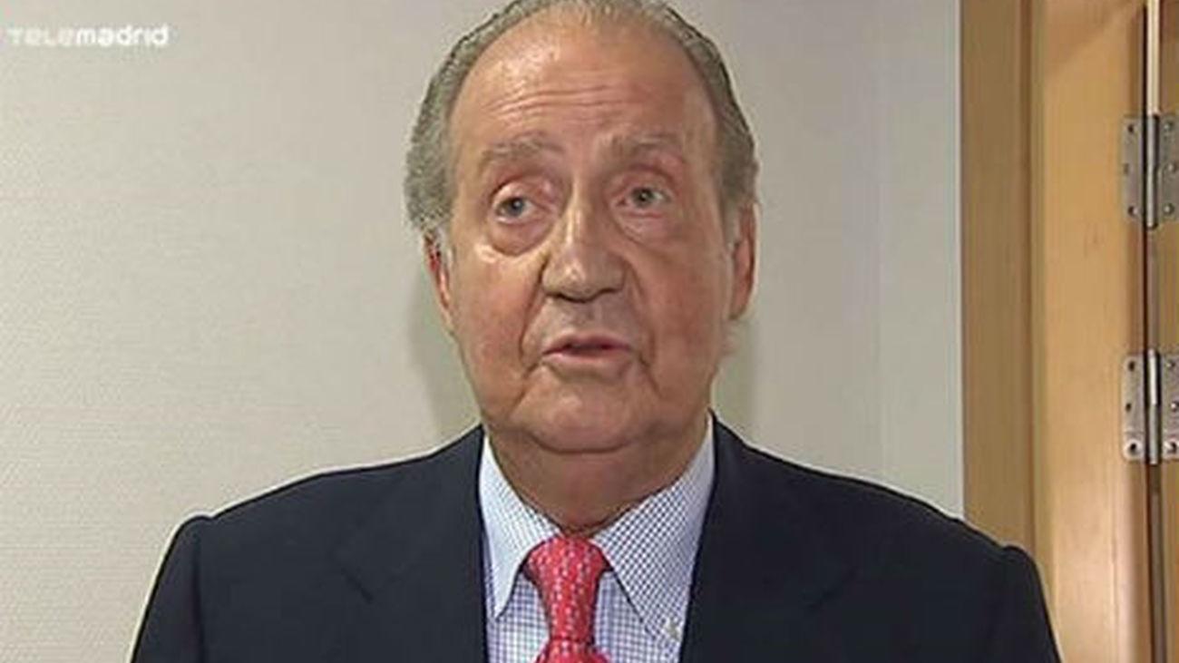 Concluye la operación de corazón a don Juan Carlos