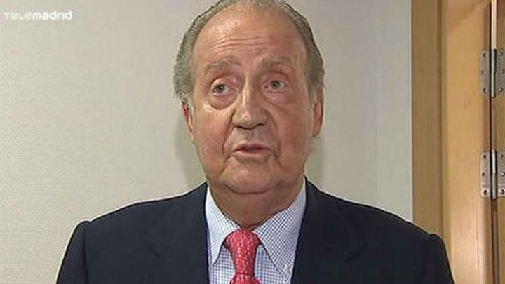 Concluye con éxito  la operación de corazón de don Juan Carlos
