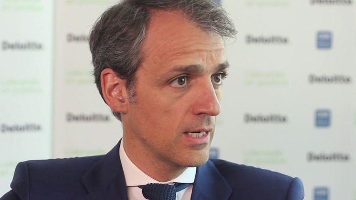 Isaac Martín Barbero, viceconsejero de Economía, Competitividad y Empleo de la Comunidad