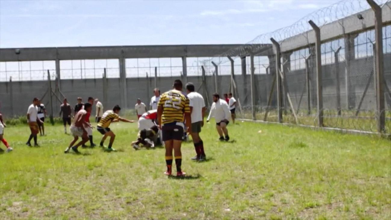 Los Espartanos: la reinserción a través del rugby