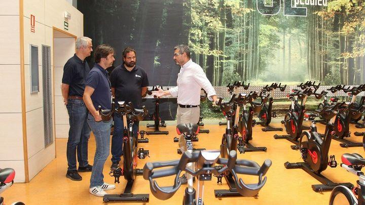 Alcobendas instala un parque y nuevas máquinas de spinning en Valdelasfuentes