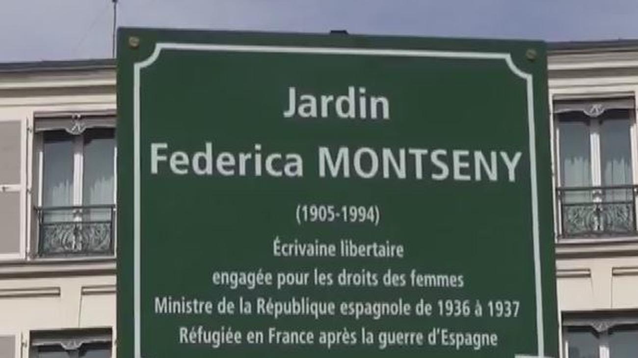 París rinde homenaje al batallón español que participó en la liberación de la capital francesa