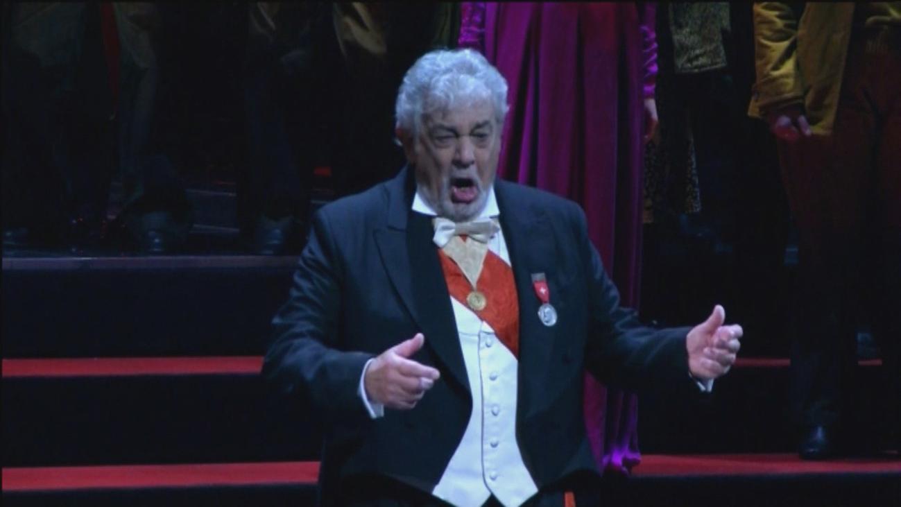Plácido Domingo actúa en Salzburgo por primera vez tras las acusaciones de acoso sexual