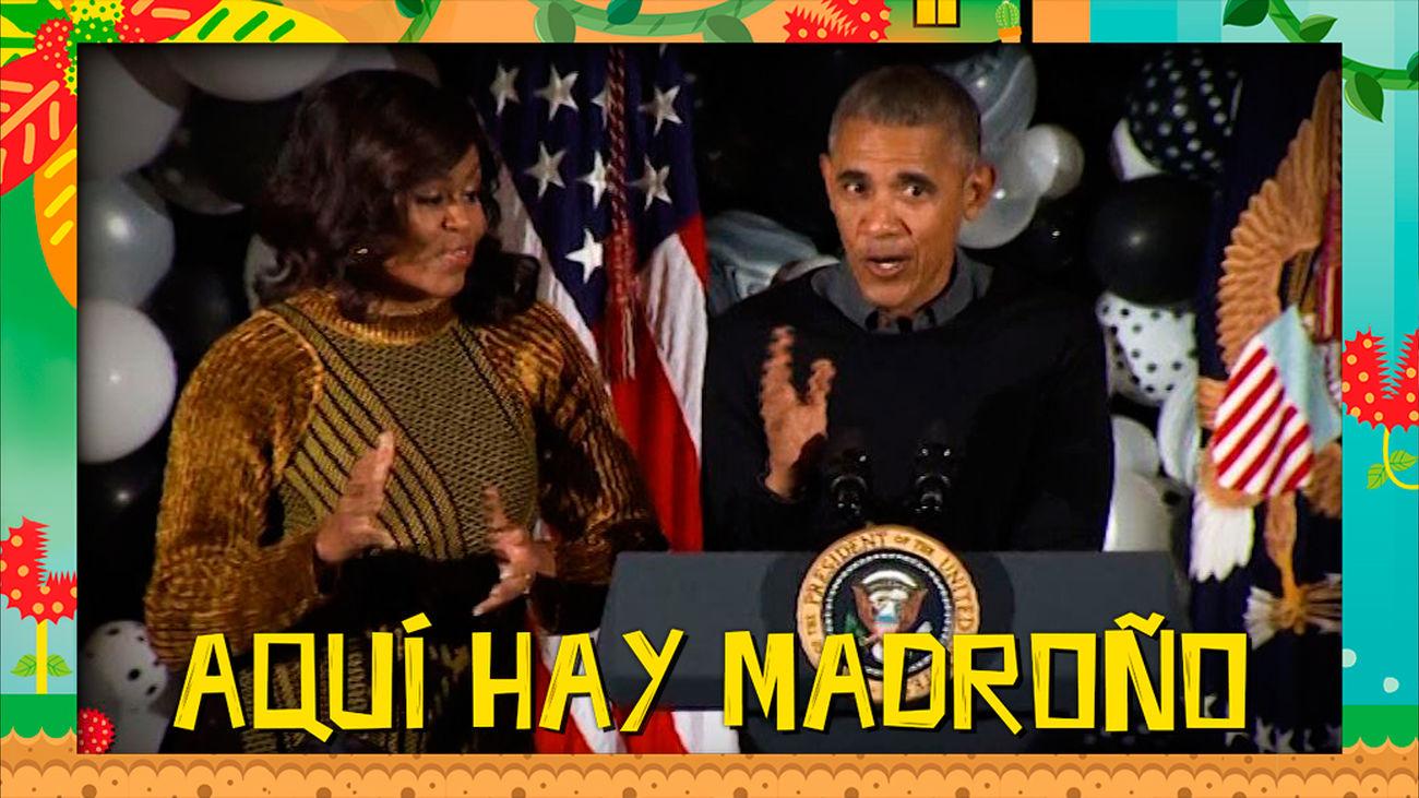 El matrimonio Obama desmiente su crisis matrimonial a golpe de talonario