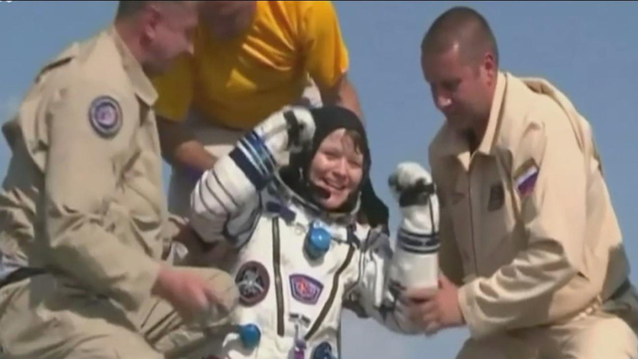 La NASA investiga si una astronauta ha cometido el primer delito en el espacio