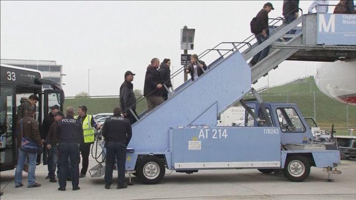 Un joven español provoca por error una alerta antiterrorista en el aeropuerto de Munich