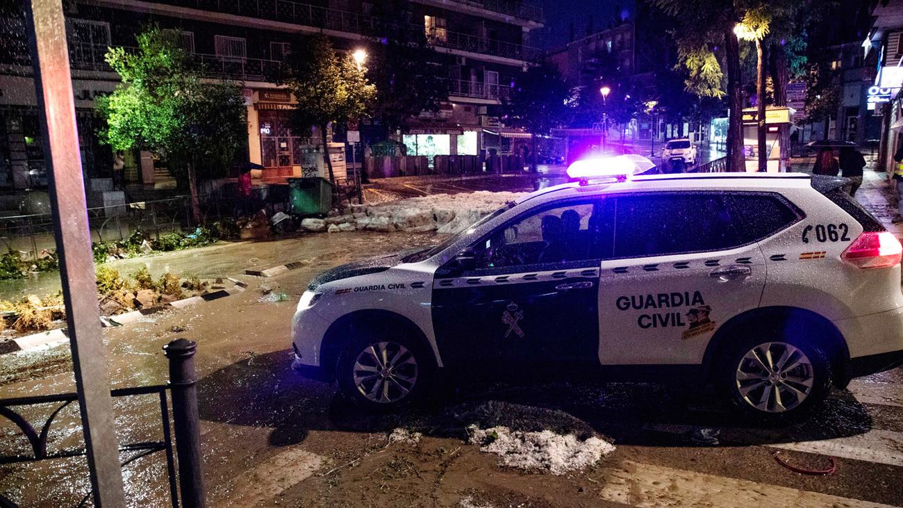 """Luis Villaroel: """"Estaban alertados todos los servicios municipales"""""""
