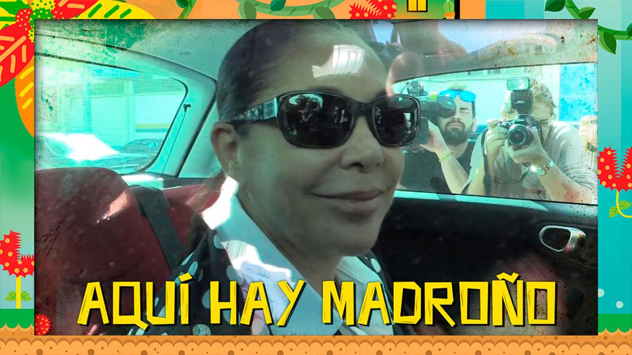 ¿Quiénes son los adorables vecinos de Isabel Pantoja en Madrid?