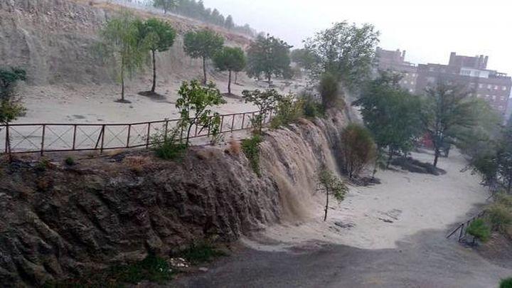 Así han pasado el día después de las tormentas los afectados