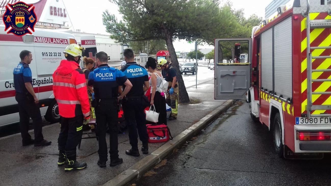 Alcorcón aprueba medidas urgentes para paliar los daños materiales de la tormenta