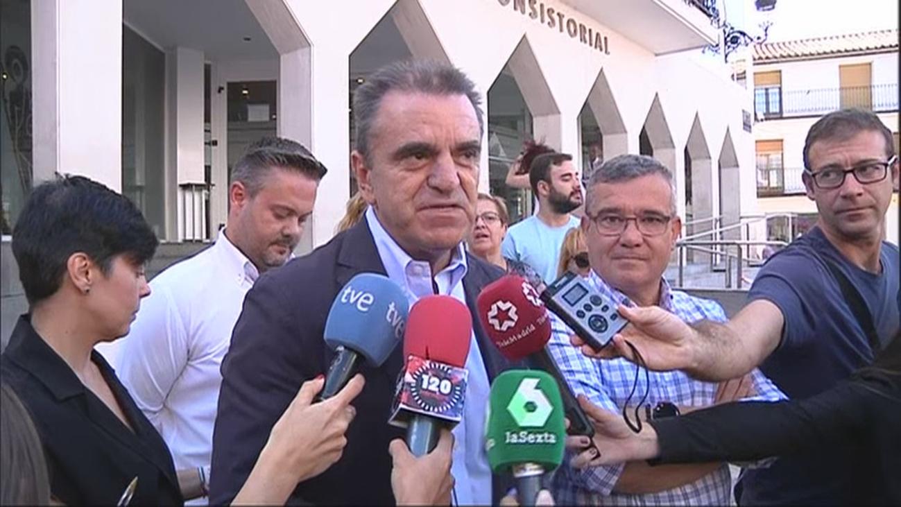 El PSOE pedirá en el Congreso que Arganda se declare zona catastrófica