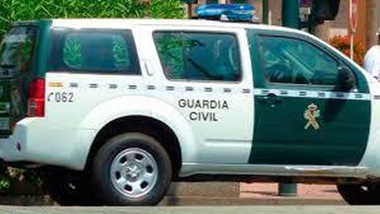 La Guardia Civil investiga la muerte de una pareja en La Carolina (Jaén)