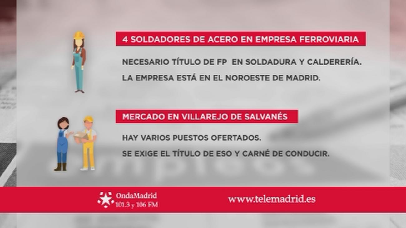 Mercadona busca personal para trabajar en Villarejo de Salvanés