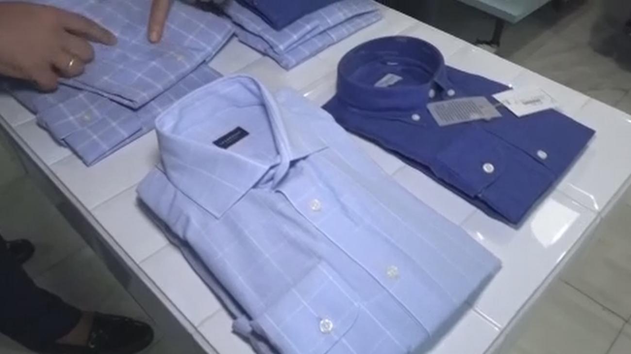 Camisas y trajes a precios de chollo en Paseo de la Castellana