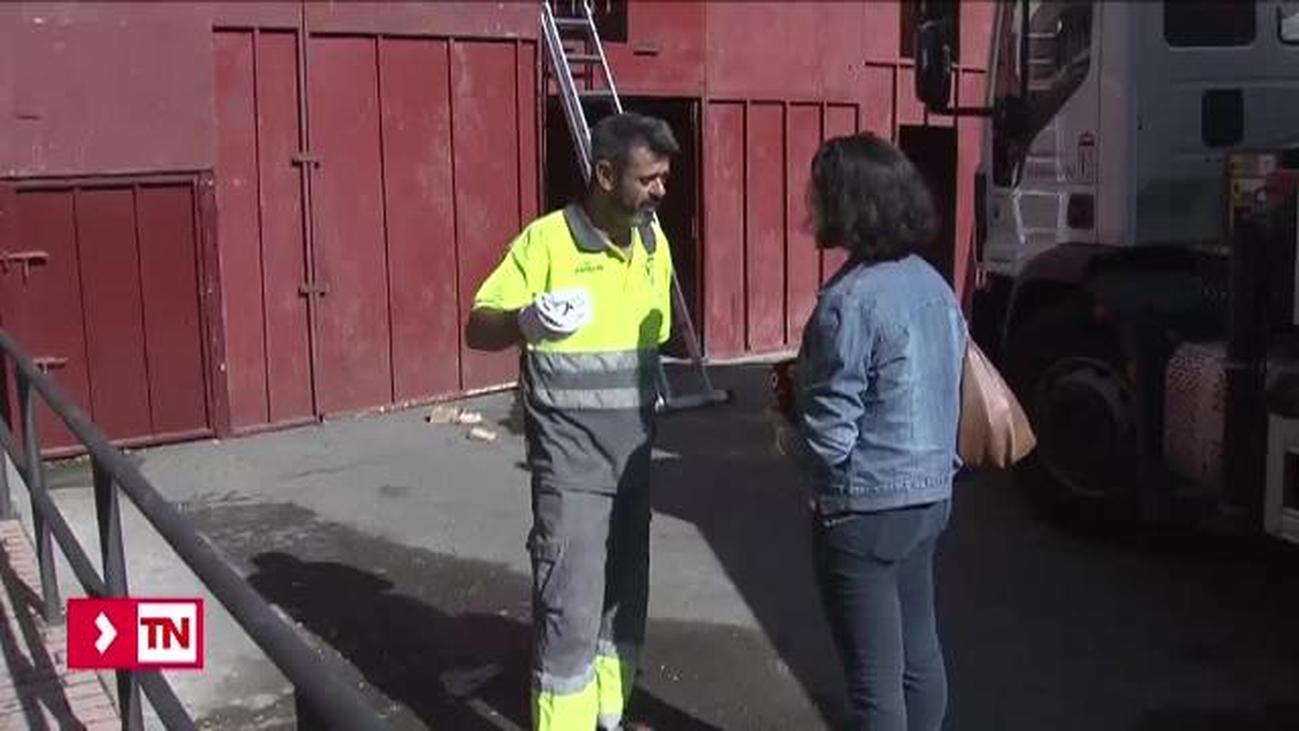 El alcalde de Arganda confirma que pedirá la declaración de zona catastrófica
