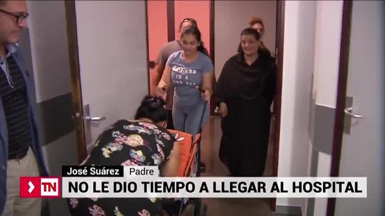 Una mujer de Getafe da a luz a su cuarto hijo en casa, con la abuela como matrona