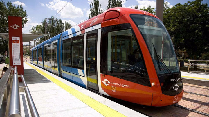 Metro Ligero Oeste cambia la frecuencia de sus trenes a partir del lunes, con esperas de entre 6 y 30 minutos