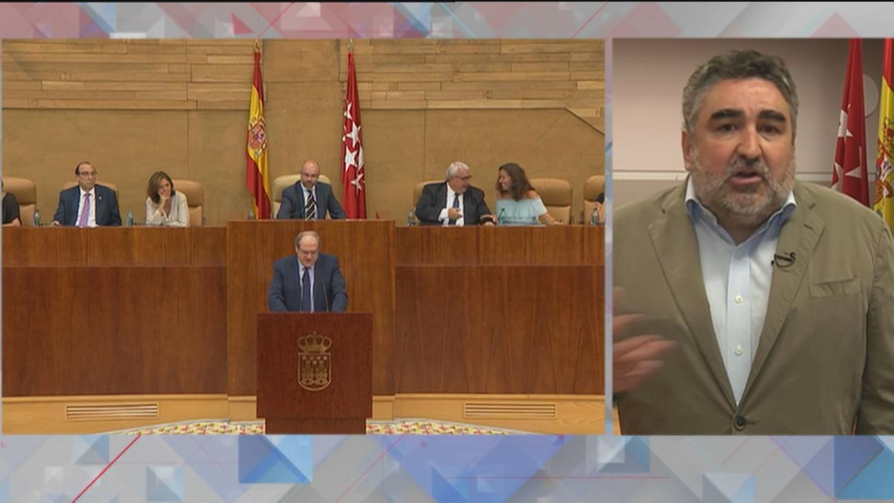 """José Manuel Rodríguez Uribes sobre Avalmadrid: """"Hay que rendir cuentas ante los madrileños"""""""
