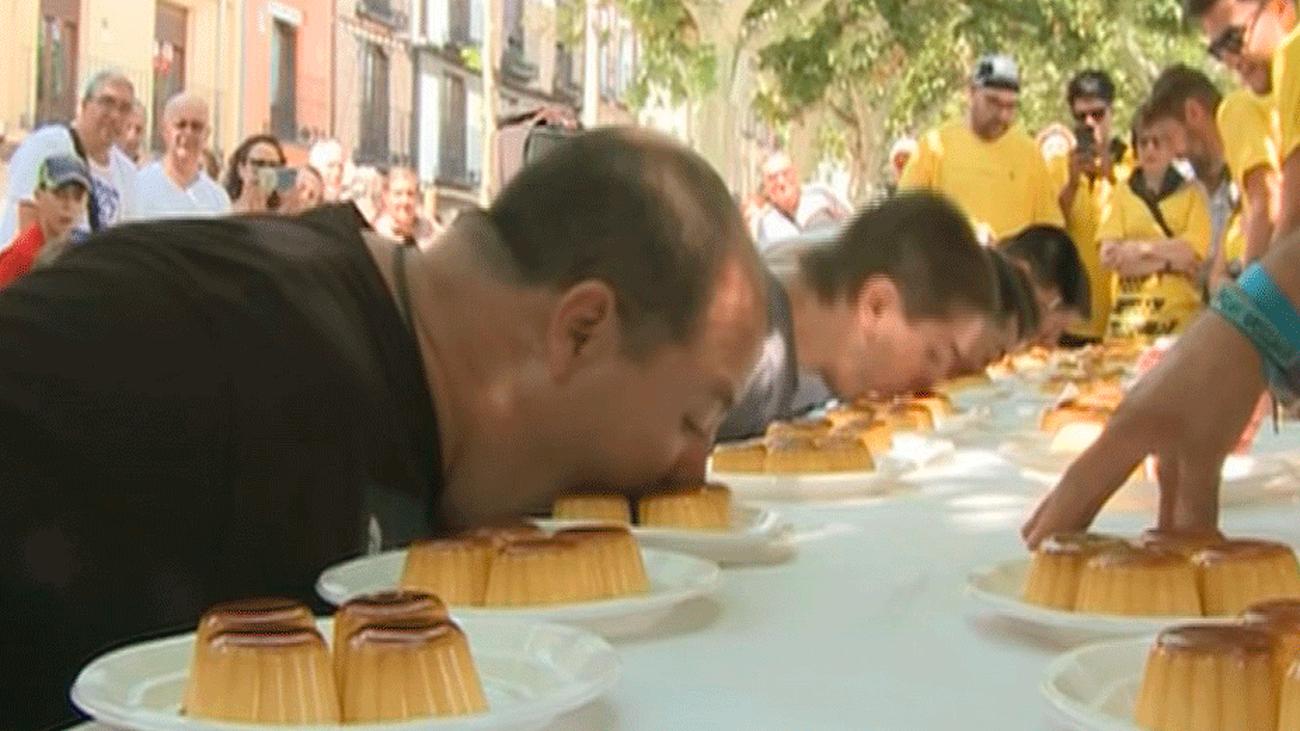 Llegan las fiestas de Alcalá y sus concursos de flanes