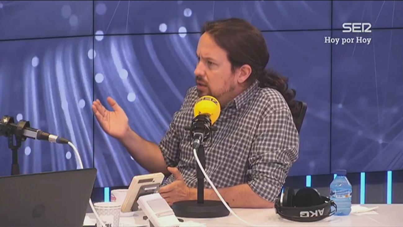 Iglesias aceptaría la oferta del PSOE  de julio si añade políticas activas de empleo