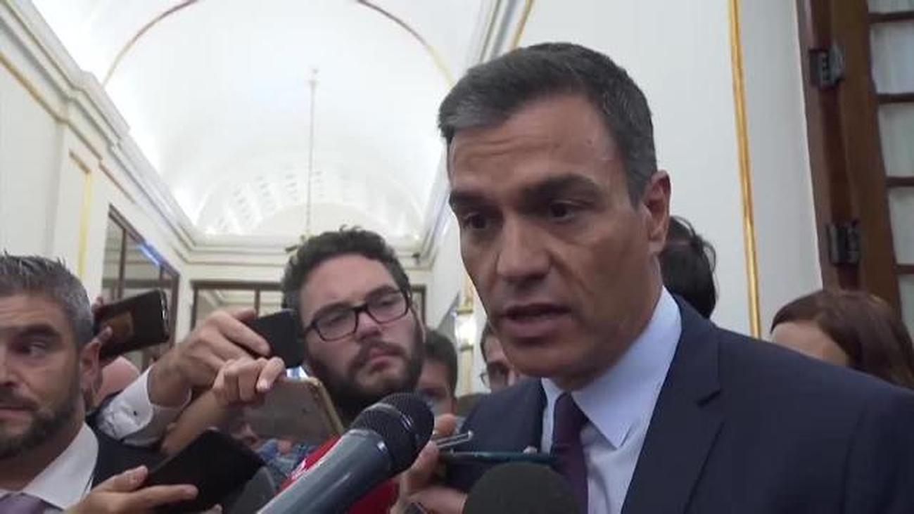 Sánchez iniciará  contactos con nacionalistas y regionalistas la semana próxima