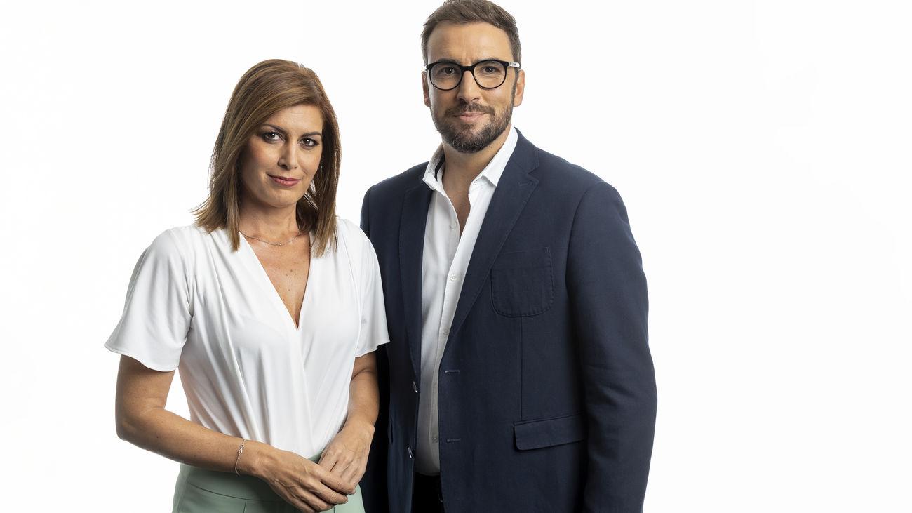 'Buenos Días, Madrid' estrena nueva temporada con Ricardo Altable e Isabel González y con Sonia Ferrer en el corazón