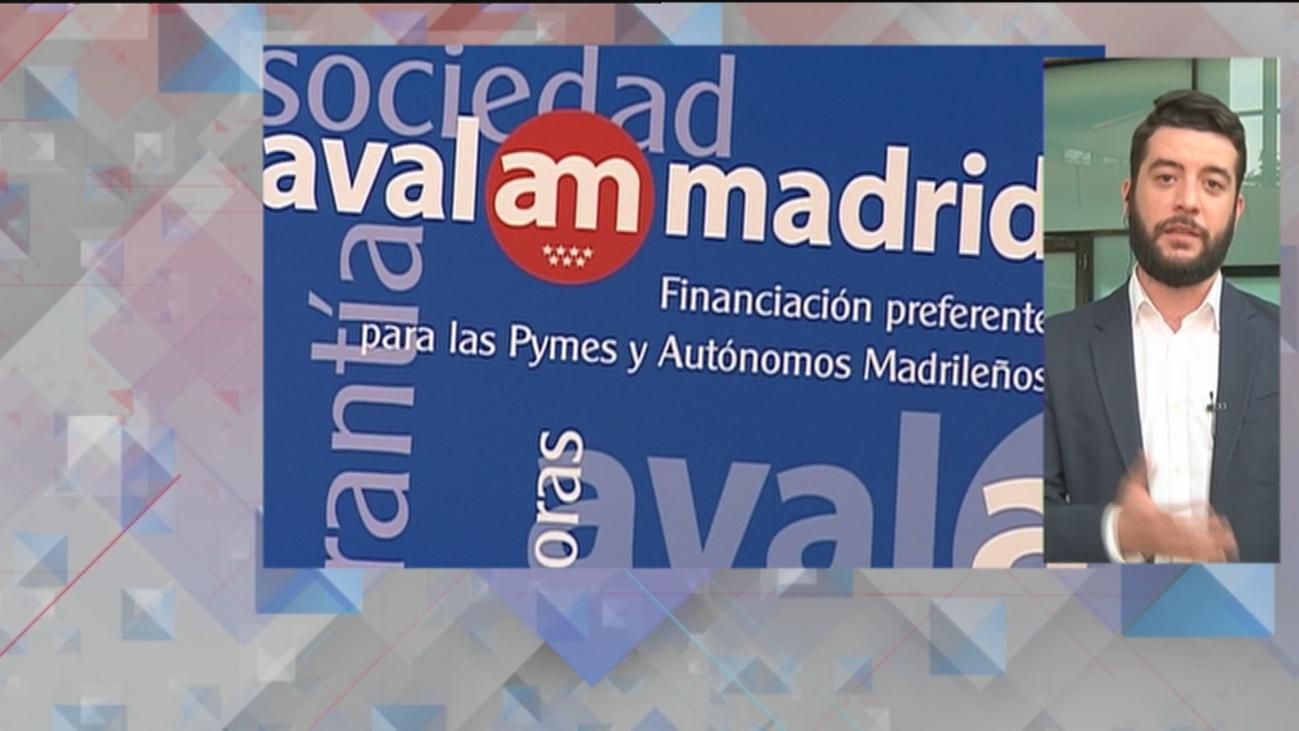 """Zafra: """"Queremos que la Comunidad de Madrid salga de Avalmadrid"""""""