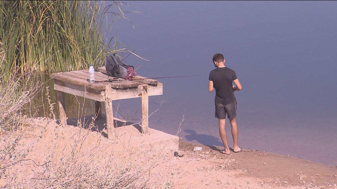 Encuentran un pie seccionado en la laguna de El Campillo, en Rivas Vaciamadrid