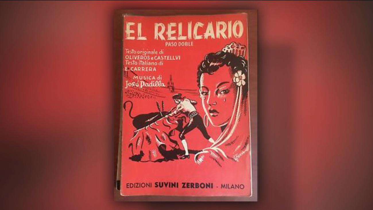 """""""La violetera"""" y """"El relicario"""" cumplen un siglo de vida"""