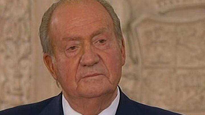 El rey Juan Carlos recibe el alta médica