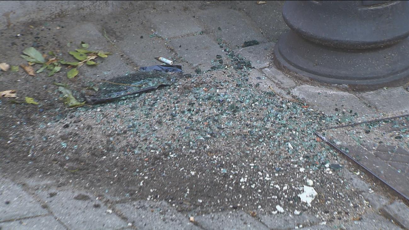Oleada de robos en la zona del Tanatorio de San Isidro