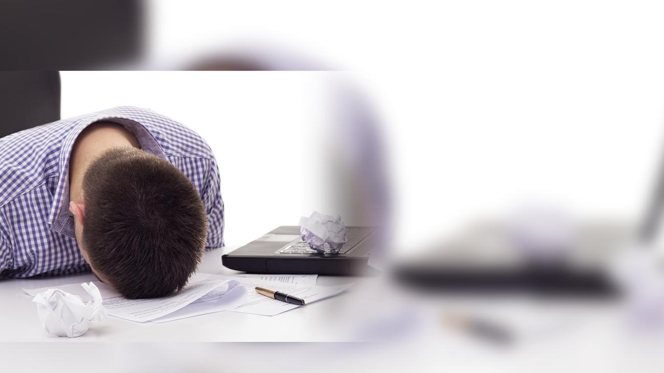 Un 71 % de trabajadores sufre estrés posvacacional, según un estudio