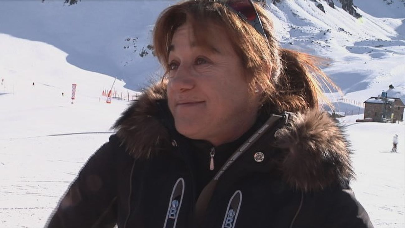 Blanca Fernández Ochoa, desaparecida desde el 23 de agosto