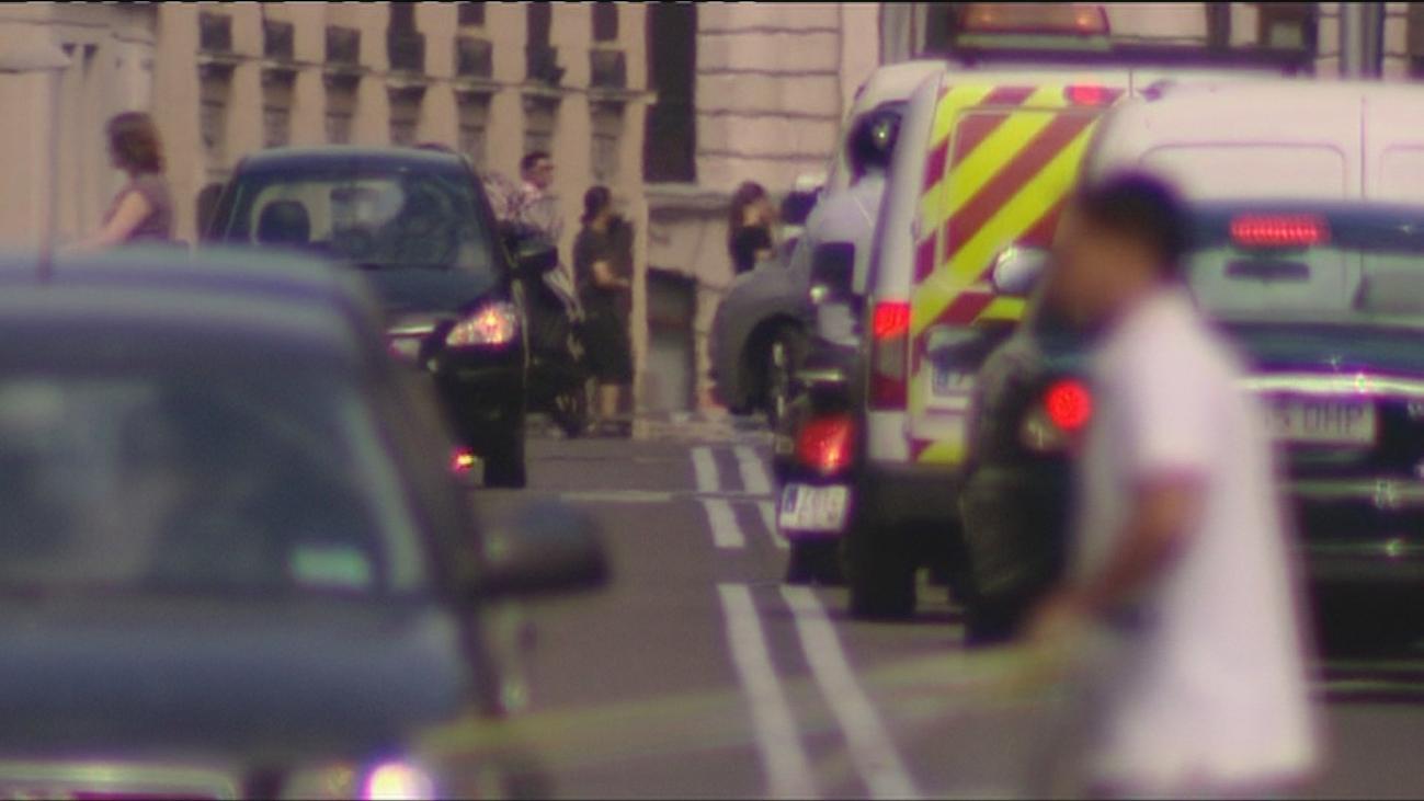 Cuatro de cada diez muertos en accidentes son peatones atropellados