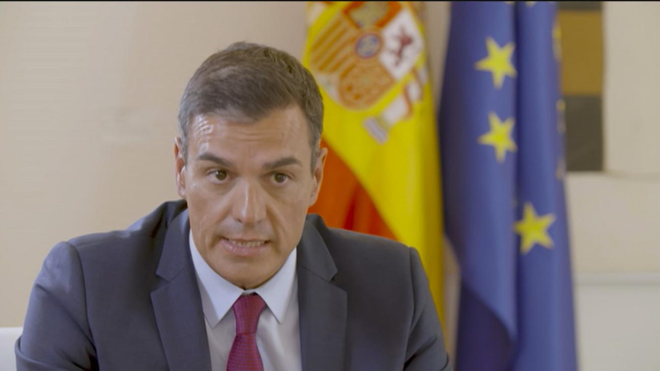 Sánchez busca un Gobierno progresista con un programa común
