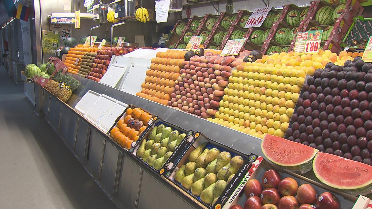 ¿Cuánta fruta debemos comer al día?