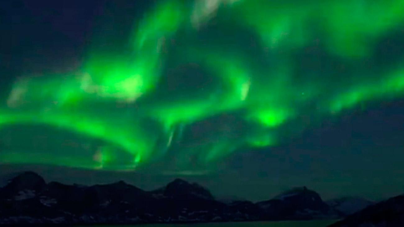 Empieza la temporada de auroras boreales
