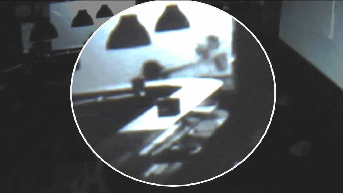 A mazazo limpio para robar un bar en Vallecas