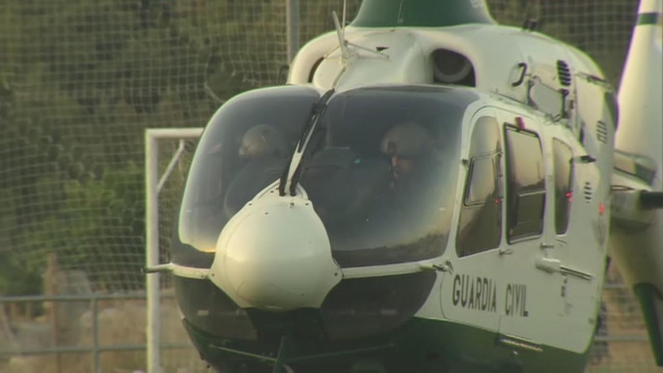 Helicópteros, drones y voluntarios continúan la búsqueda de Blanca Fernández Ochoa