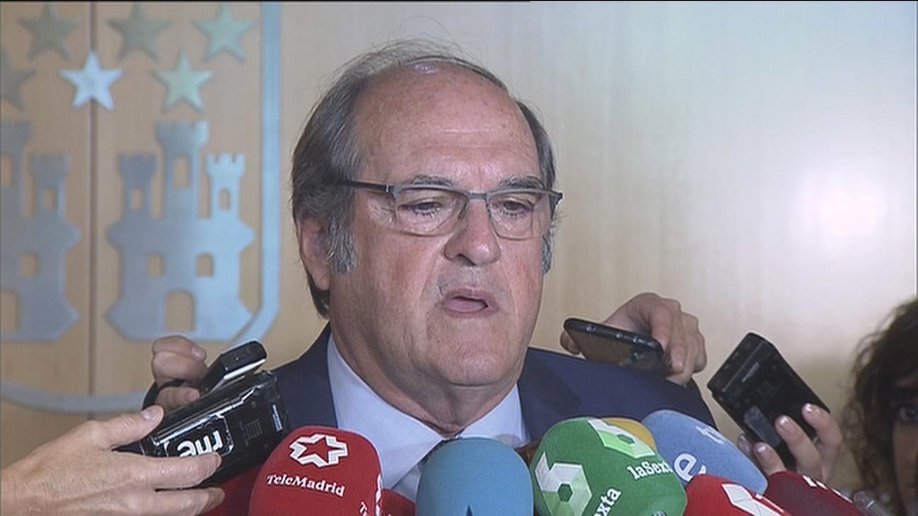 """Gabilondo pide que Ayuso tome medidas de """"regeneración"""" en el PP"""