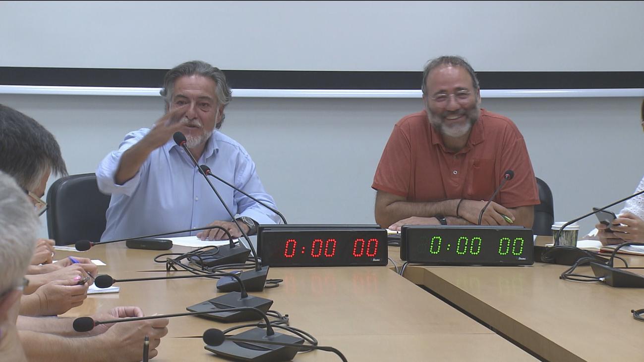 Pepu Hernández quiere reactivar la oficina del sureste de Madrid