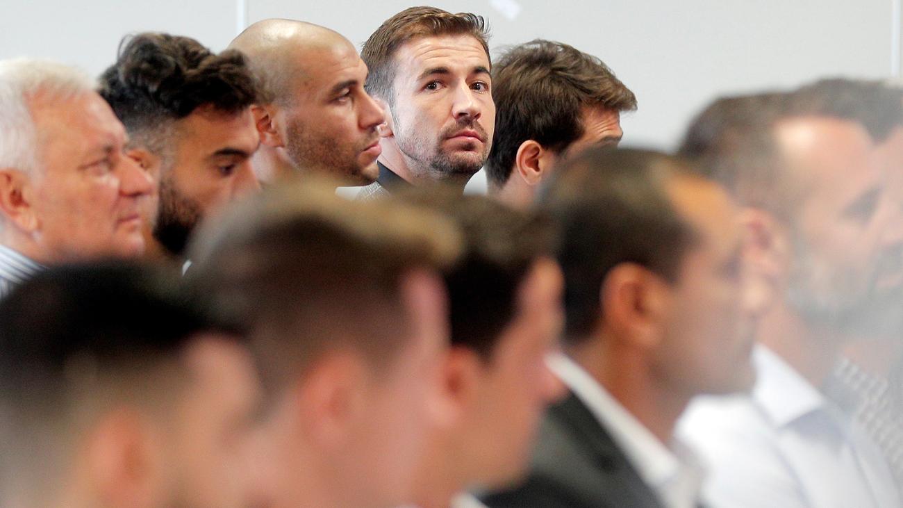 Comienza el juicio por el amaño del partido entre el Levante y el Zaragoza en 2011
