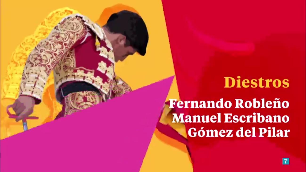 Robleño, Escribano y Gómez del Pilar, protagonistas en El Álamo con La Otra como testigo