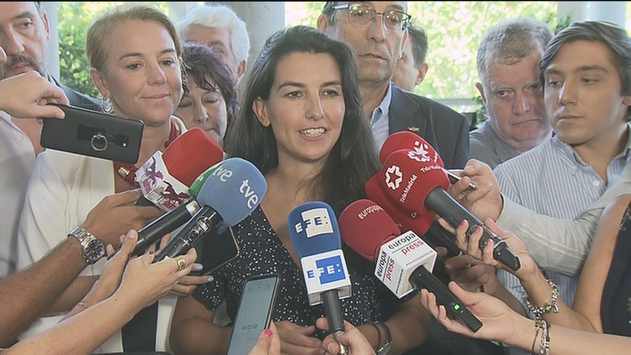"""Vox apoyará la comisión sobre Avalmadrid, que Díaz Ayuso tacha de """"circo"""""""