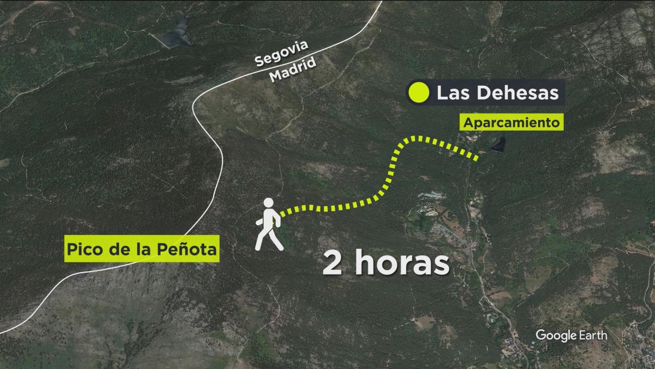 Cómo es La Peñota, el lugar donde encontraron el cuerpo de Blanca