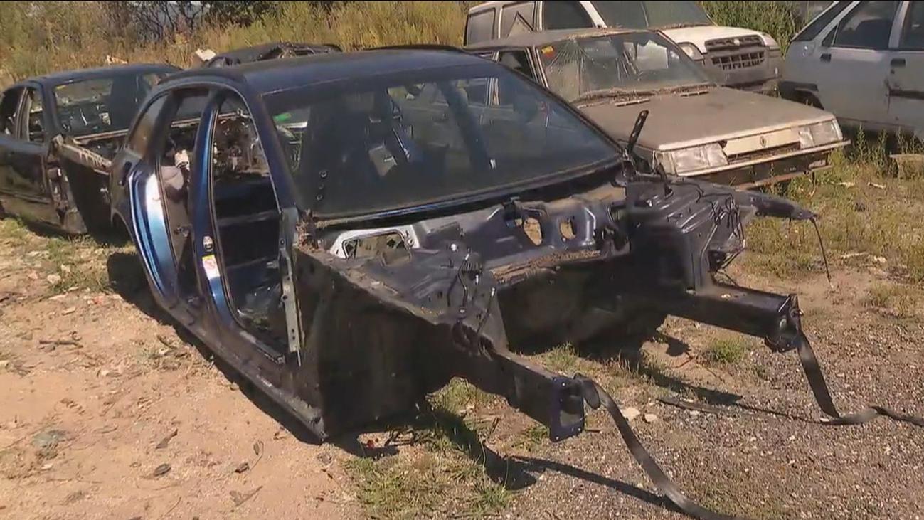 Buscan nuevas pruebas del 'caso Diana Quer' en un coche propiedad de 'El Chicle'