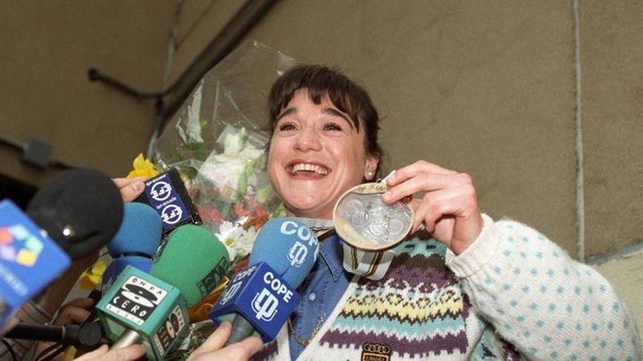 Blanca Fernández Ochoa recibirá la Medalla de Oro de la Comunidad de Madrid