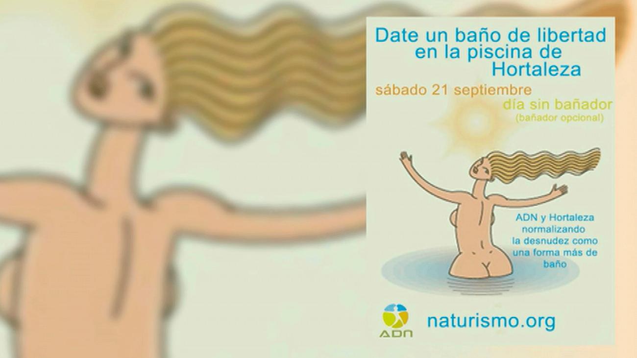 El cartel que desata la polémica en Hortaleza