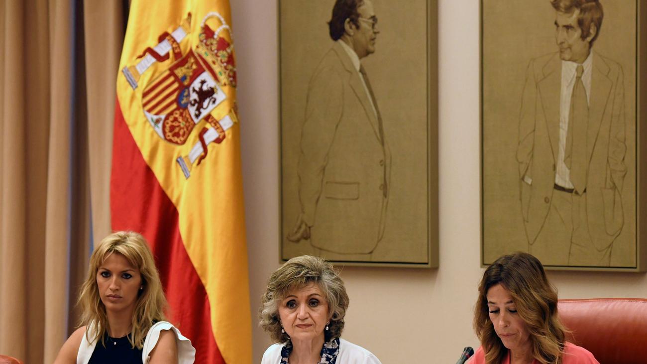 Carcedo defiende su labor en la crisis de la listeriosis y critica la falta de información de la Junta